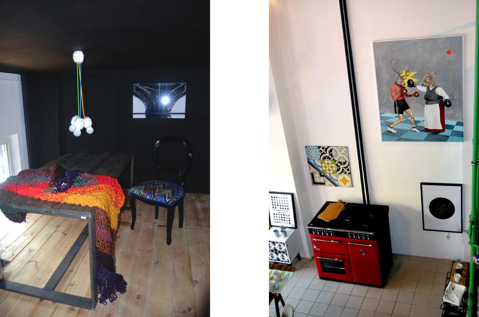 Gdel & friends - kuchnie stoves, francke art, nocne dobra