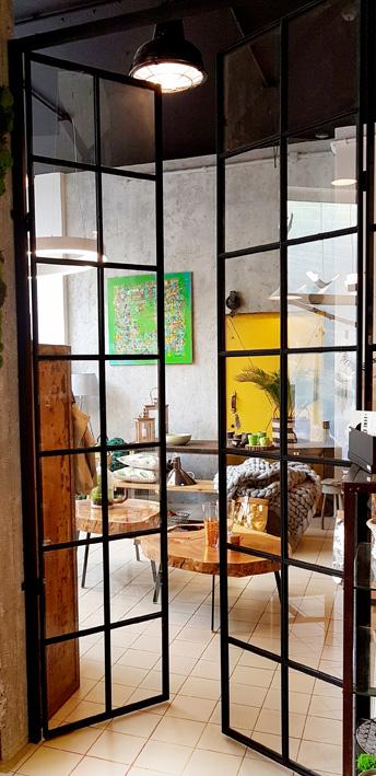 gdel - showroom - drzwi metalowe